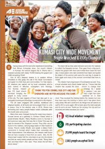 Ghana, Africa, Missions, Kumasi